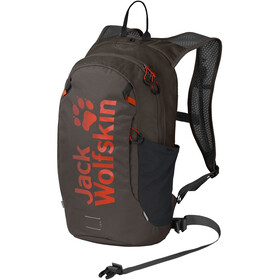 Jack Wolfskin Velo Jam 15 Backpack, brownstone